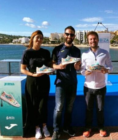 La Ibiza Marathon 2020 ha una scarpa Joma limited edition