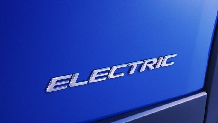 Lexus elettrica, il debutto è previsto in Cina