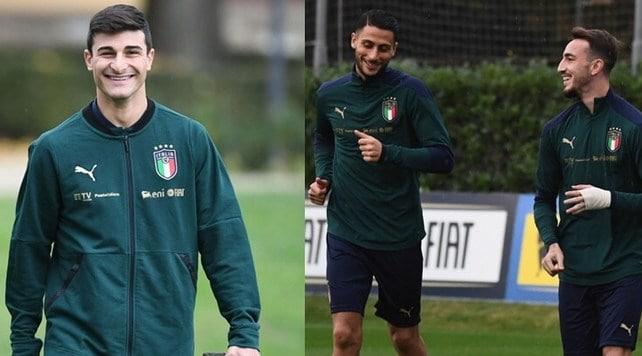 Euro 2020, ci sono anche Castrovilli e Orsolini: la nuova Italia sorride a Mancini