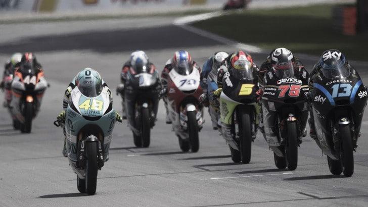 MotoGp, Sepang Shakedown: rookie e collaudatori in pista