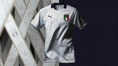 """Nazionale: il nuovo kit da trasferta """"Crafted from Culture"""" firmato Puma Football"""