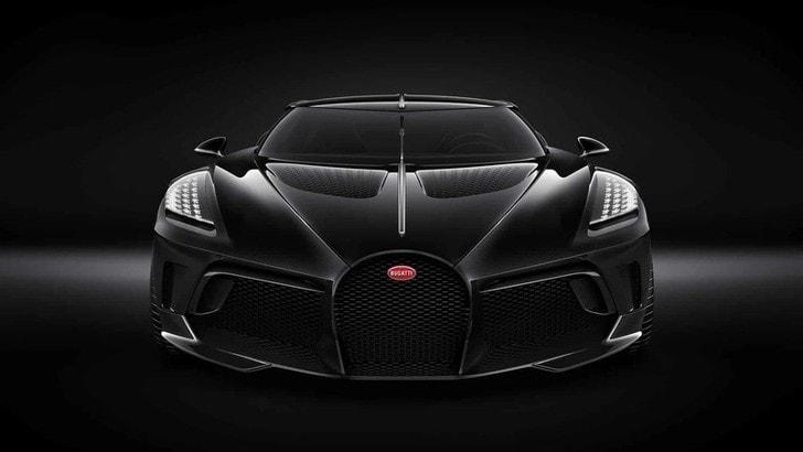 Bugatti La Voiture Noire, ecco chi è (forse) il fortunato possessore