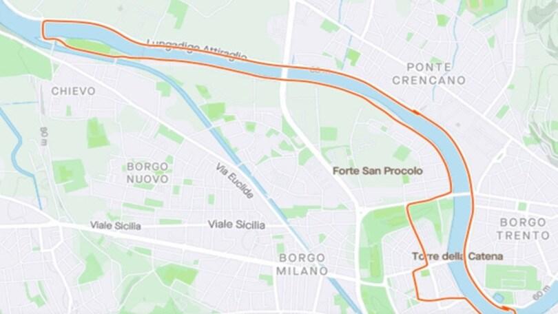 """La rubrica PerCorsi per voi vi porta a Verona """"vista Adige"""""""