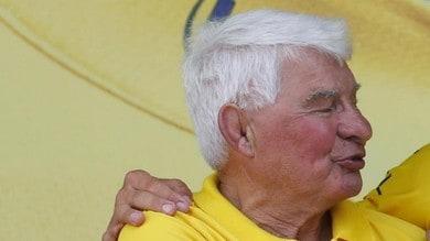 Il mondo del ciclismo piange Raymond Poulidor