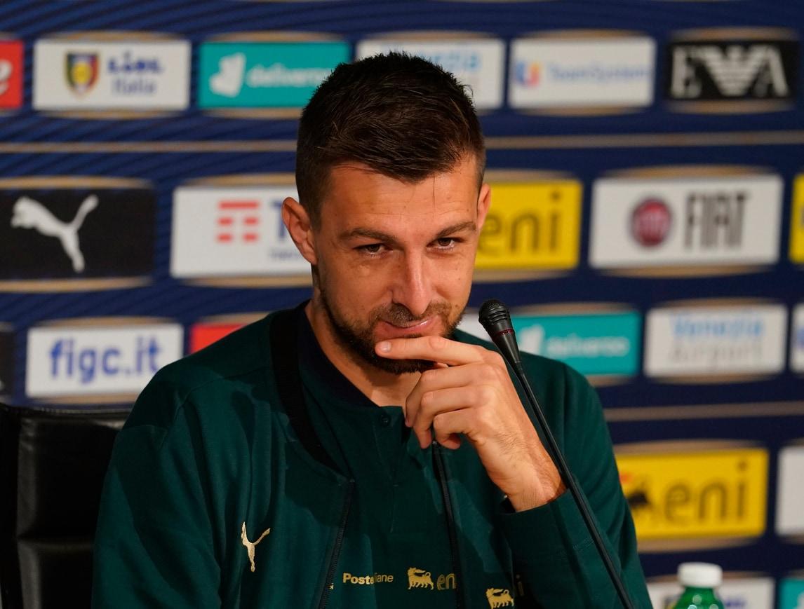 """Acerbi: """"All'Italia manca Chiellini. È un monumento del calcio"""""""