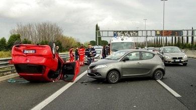 Studio ACI indica le strade italiane con più incidenti