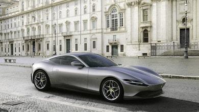 Ferrari Roma, la Gran Turismo da Dolce Vita