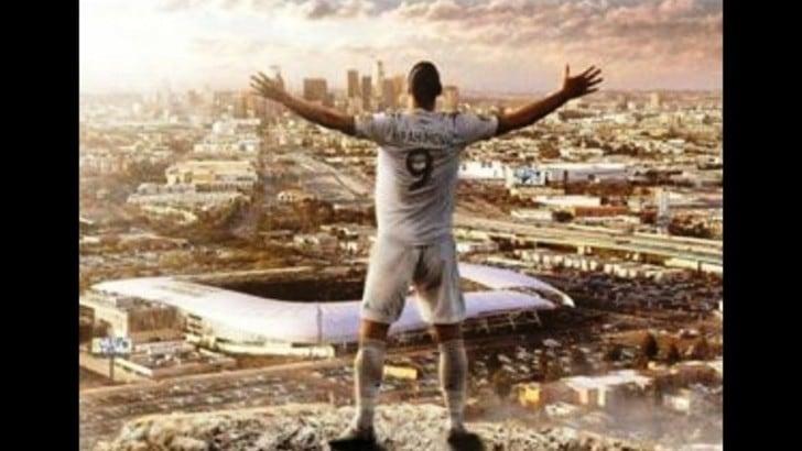 Ibrahimovic saluta i L.A. Galaxy: