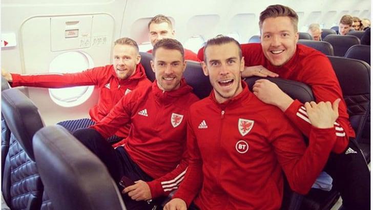 Ramsey con Bale nel Galles e i tifosi scrivono: «Portalo alla Juve»