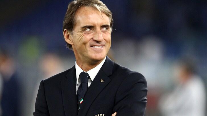 """Italia, Mancini: """"Belotti e Immobile? Spero segnino anche durante l'Europeo…"""""""