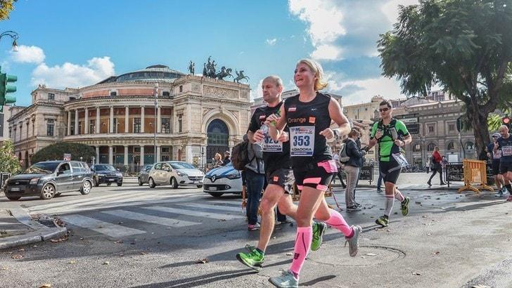 La Maratona di Palermo scalda i motori e si presenta nella veste più bella per i suoi 25 anni