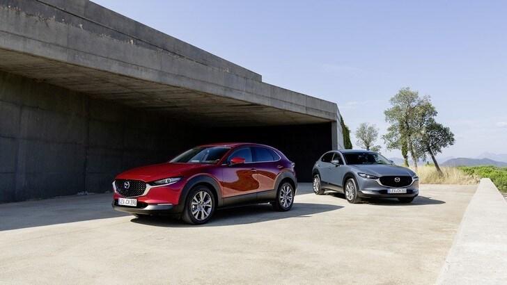Cinque stelle Euro NCAP per la Mazda CX-30
