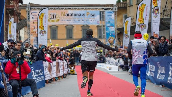 Un mese alla 21^ Cetilar Maratona di Pisa, scopri il percorso