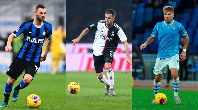 Serie A, ecco la Top 11 delle prime 12 giornate