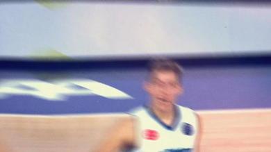 Kyle Wiltjer è l'MVP della 5ª giornata della BCL