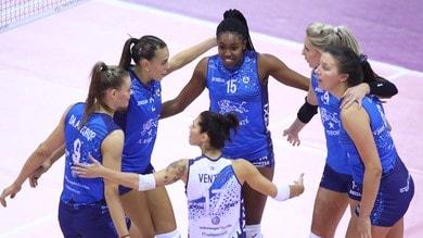 A1 Femminile, Scandicci-Firenze match clou della 7a - Tuttosport