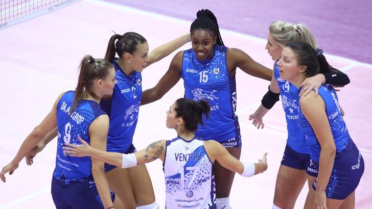 A1 Femminile, Scandicci-Firenze match clou della 7a