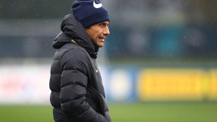 Conte minacciato: busta con proiettile nella sede dell'Inter