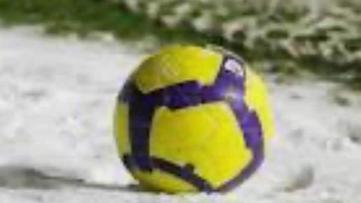 Ufficializzati i primi rinvii per neve tra Regionali e Provinciali