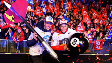 MotoGp: Alex e Marc Marquez insieme in Honda nel 2020, annuncio vicino