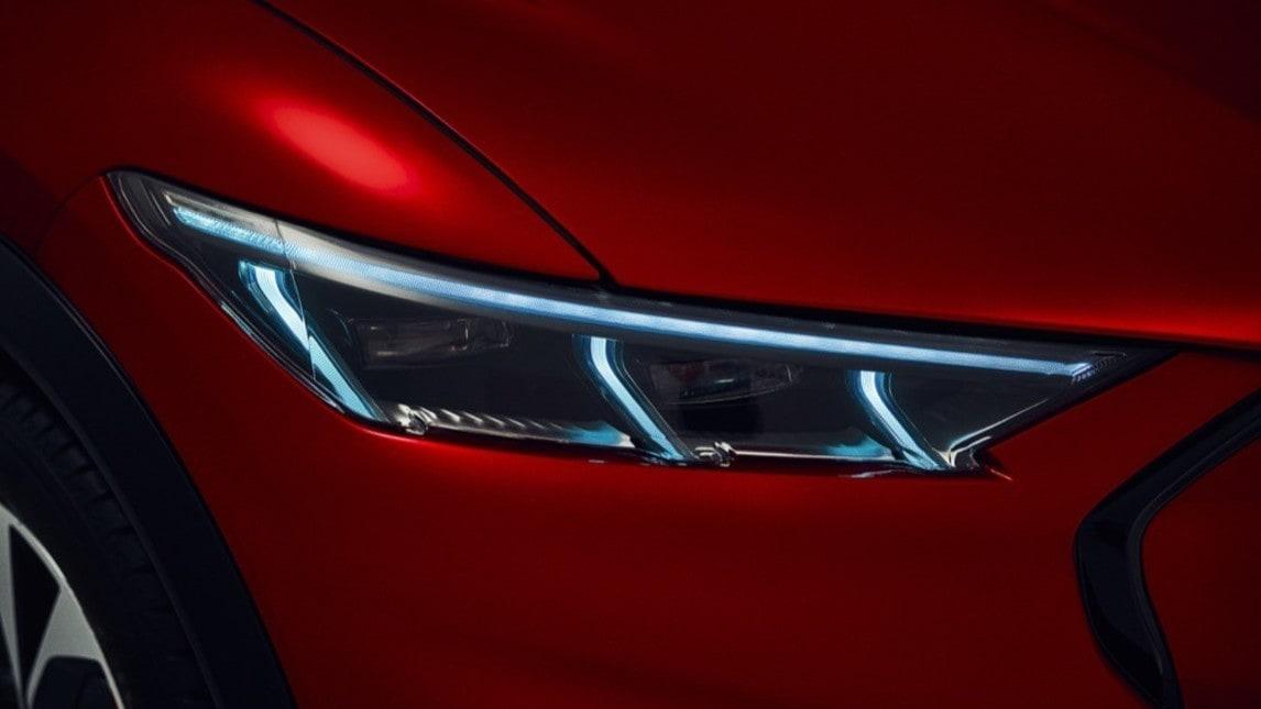 Ford Mustang Mach-E: le immagini