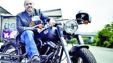Tra 883 e Harley-Davidson: parla Max Pezzali
