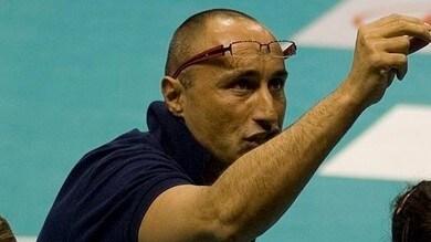 Marcello Abbondanza non è più l'allenatore della Zanetti Bergamo