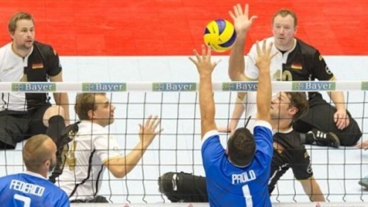 Sitting Volley: undici azzurri in raduno a Voghera