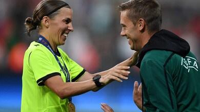 Italia-Armenia Under 21, l'arbitro è donna: designata la Frappart