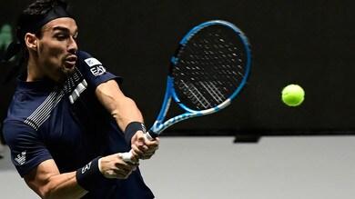 Coppa Davis, Fognini ko con Pospisil: Italia sotto 1-0 col Canada