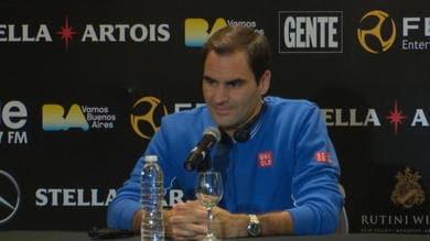 """Federer: """"Pensavo non avrei più giocato a 38 anni e invece..."""""""