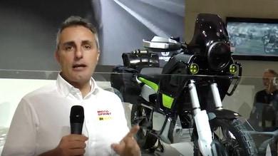 EICMA 2019: il video di Husqvarna Norden 901