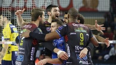 Superlega, la 7a giornata si apre con Milano-Modena