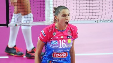 La Champions di Novara parte con la sfida al Khimik Yuzhny