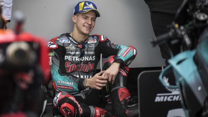 MotoGp, test a Valencia: Quartararo chiude davanti, Rossi nono