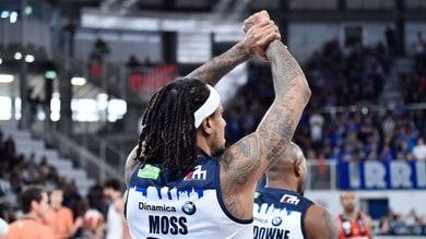 Eurocup: Brescia ko col Cedevita Olimpija. Moss e Horton non bastano