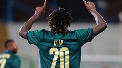 Italia, Kean trascina l'Under 21: che doppietta nel 6-0 all'Armenia!