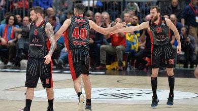 Eurolega, Scola e Rodriguez trascinano l'Olimpia Milano: Maccabi ko