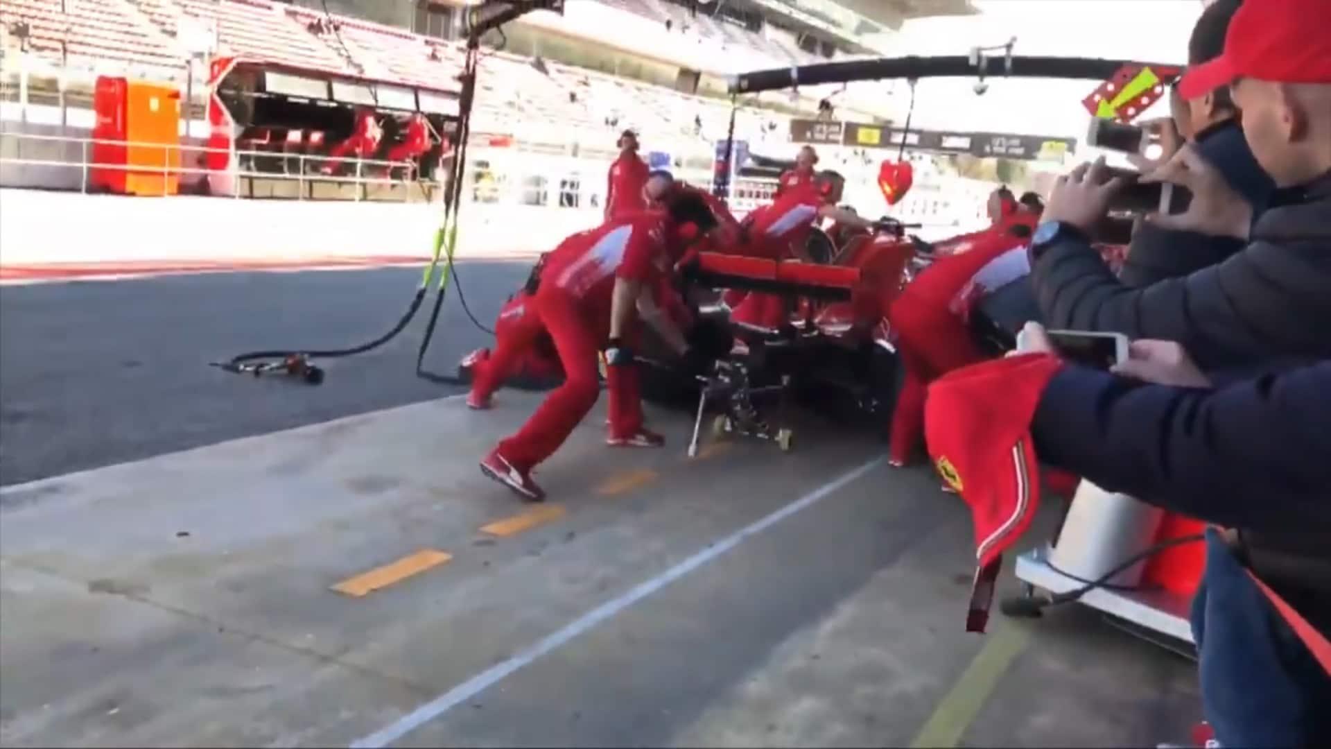 F1, la Fia indaga sull'iniezione Ferrari