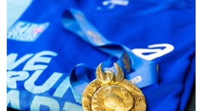 36^Asics Firenze Marathon, 9.000 runners al via