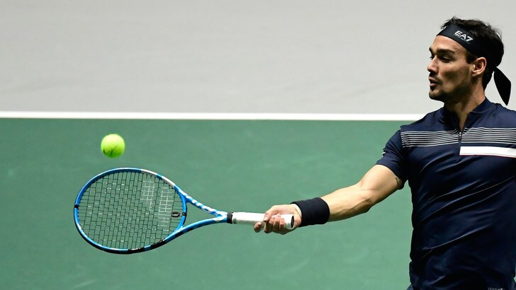 Coppa Davis: Fognini supera Opelka, Italia-Usa 1-0