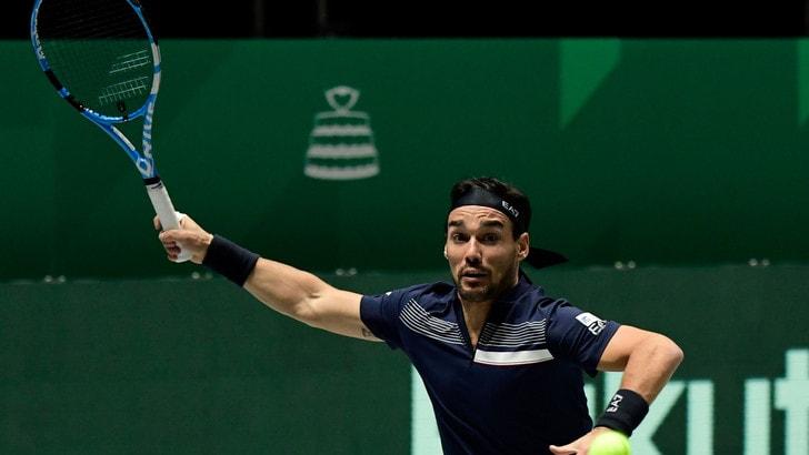 Italia eliminata dalla Coppa Davis: sconfitta anche contro gli USA