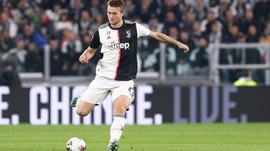 """Juve, De Ligt risponde a Kluivert: """"Non mi sono affatto pentito"""""""