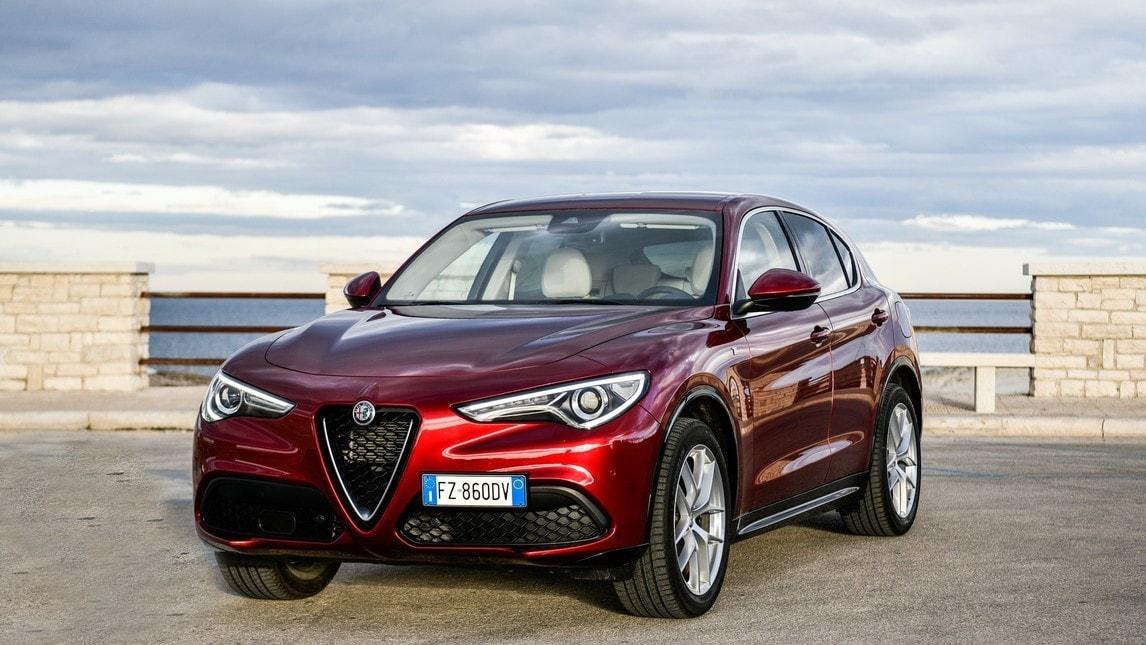 Alfa Romeo Stelvio MY2020, le immagini