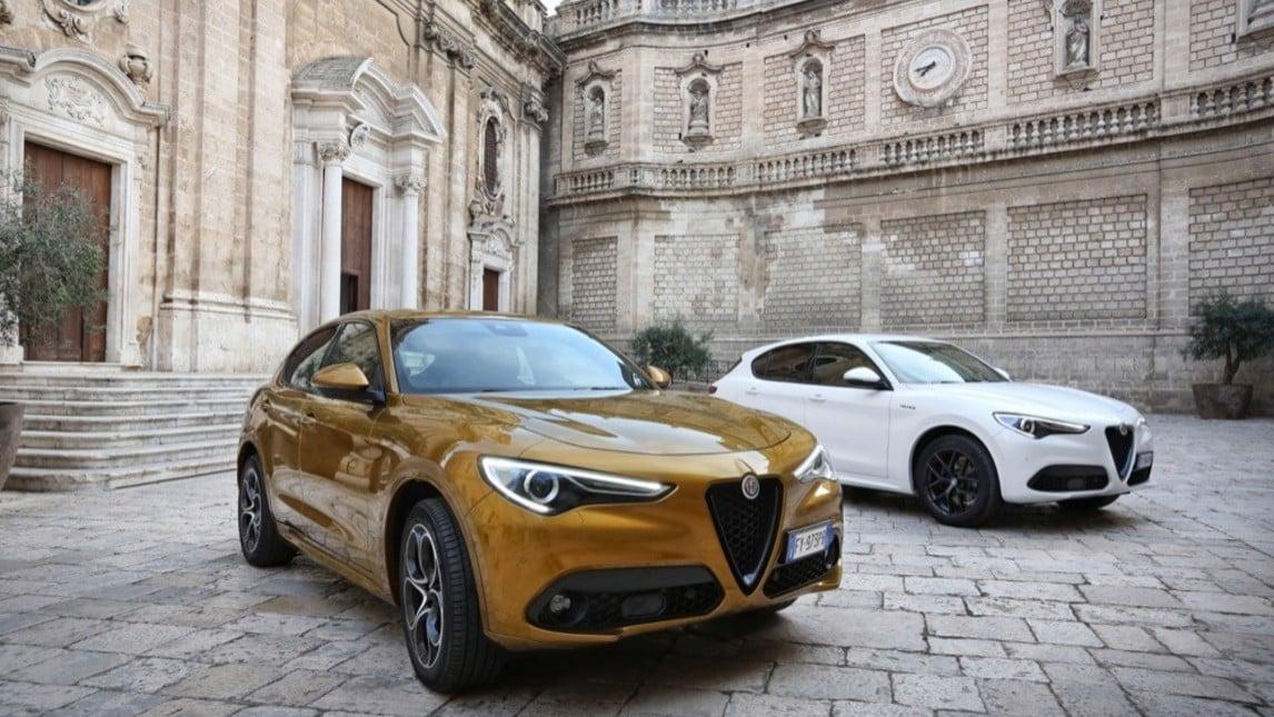 Alfa Romeo Giulia 2020, le immagini
