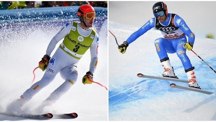 Coppa del Mondo, Innerhofer e Marsaglia saltano libera e SuperG di Lake Louise