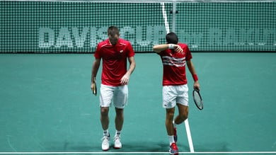 Coppa Davis, ko la Serbia di Djokovic. Russia in semifinale