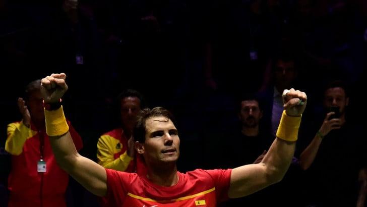 Coppa Davis, la Spagna di Nadal batte l'Argentina e va in semifinale