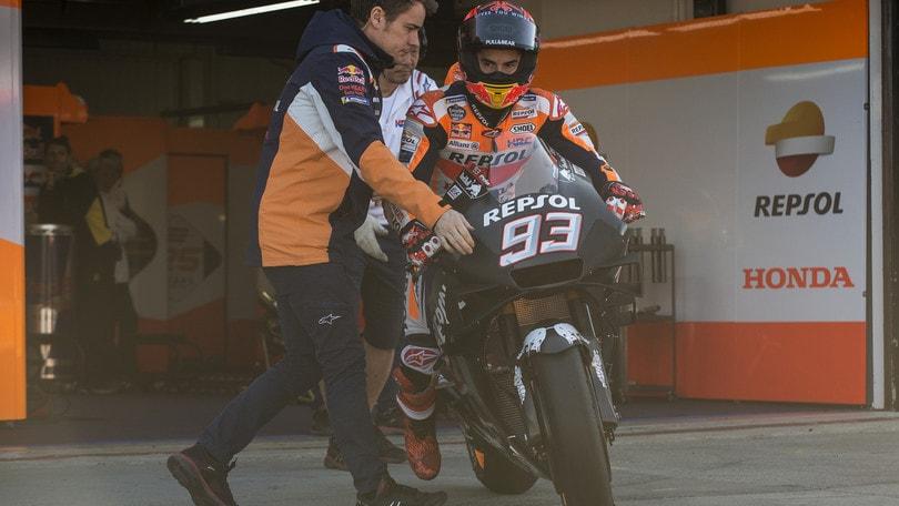 """Marquez: """"Honda mi ha proposto un bellissimo progetto"""""""
