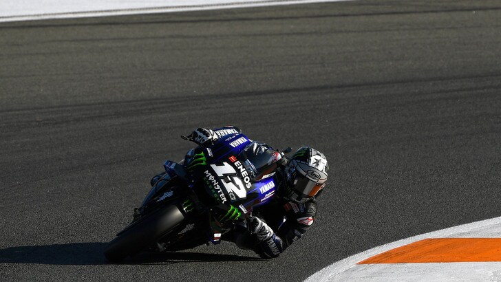 MotoGp, test di Jerez: Viñales vola al mattino